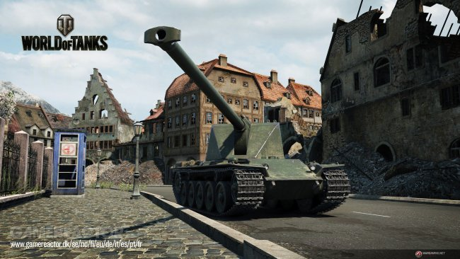 World Of Tanks Wargaming'S Own