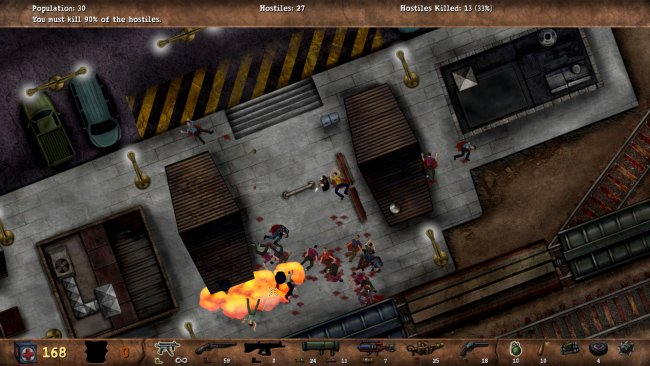Postal Redux Recension Gamereactor