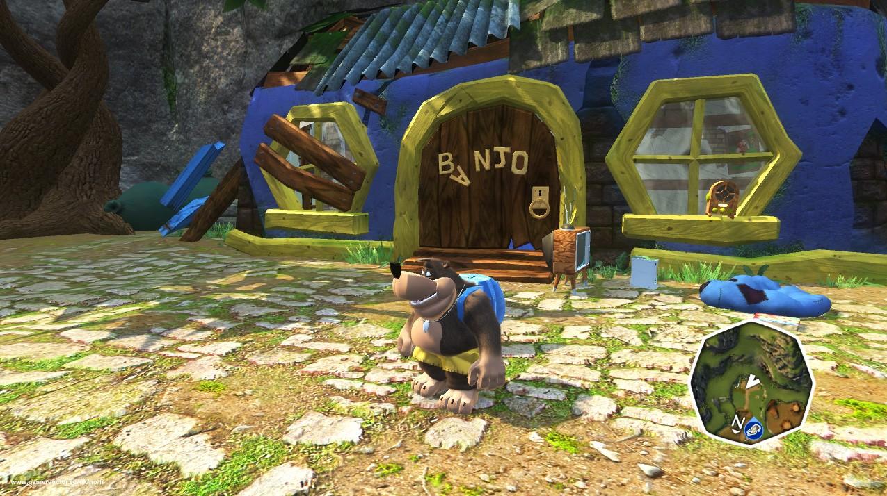 Banjo-Kazooie: Nuts & Bolts Recension - Gamereactor