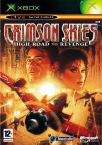 Crimson Skies: High Road to Revenge