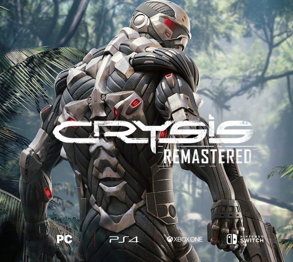 Crysis Remastered utannonserat med teaser-trailer