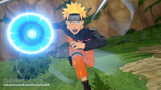 Naruto Shippuden: Ultimate Ninja Storm Trilogy släpps till Switch