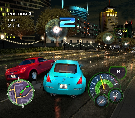 Street Racing Syndicate PC Game - 208.0KB