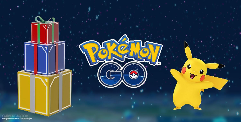 Bilder På Pokémon Go Firar Jul Och Nyår Med Gratis äggkuvöser 11