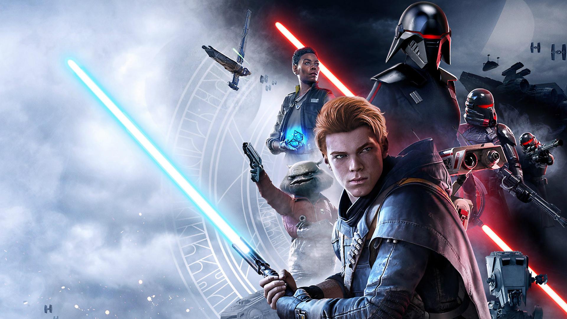 Star Wars Jedi: Fallen Order kommer till PS5 och Xbox Series S/X