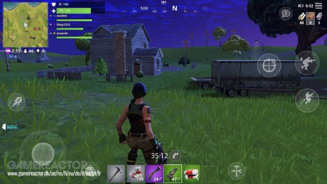 Fortnite (Iphone)