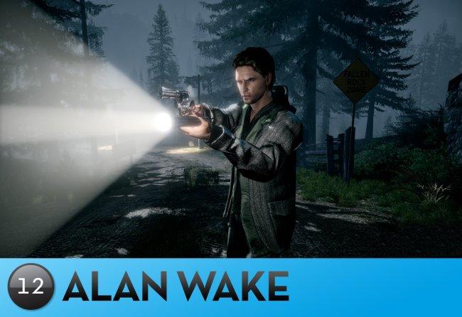 Скачать бесплатно игру Alan Wake - Игры - Имхонет. азнаур и зарина тилидзе