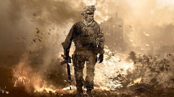 Amazon listar Call of Duty: Modern Warfare 2 Remastered