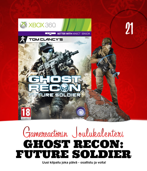 ghost recon future soldier matchmaking Find great deals on ebay for ghost recon figure shop with confidence skip to  tom clancy's ghost recon: future soldier - xbox 360 new backwards compatible 66.