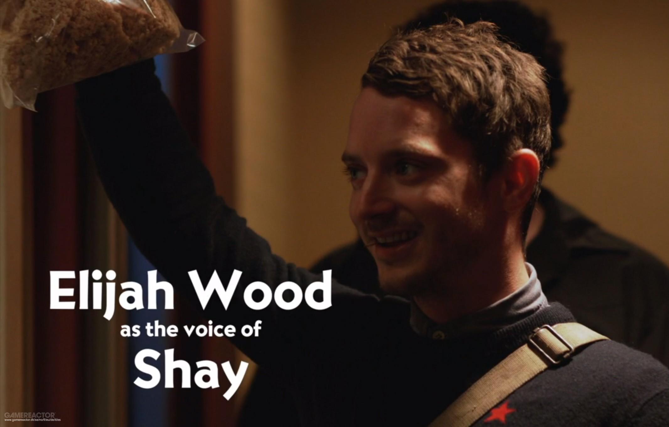 Elijah Wood rösts...
