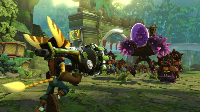 Ratchet & Clank: Q Force