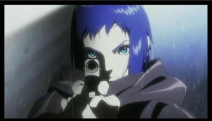 Om Ghost in the Shell