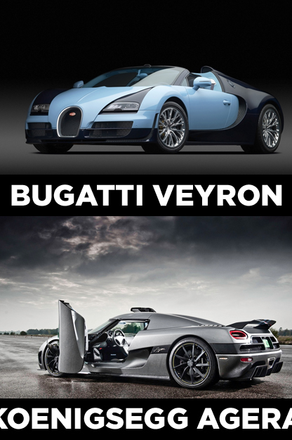 veyron vs koenigsegg petters blogg gamereactor. Black Bedroom Furniture Sets. Home Design Ideas