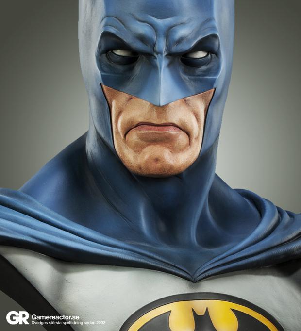 Batmans nya dräkt är... Blå - Petters blogg - Gamereactor e633c47de5a01