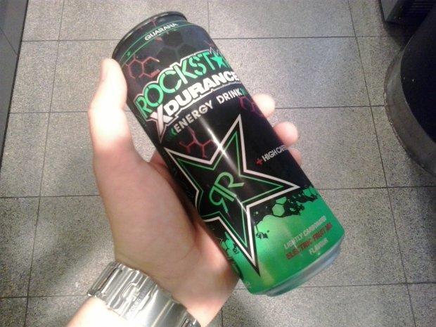 c2ec0a85b736 Test: Rockstar X-Durance Electric Fruit