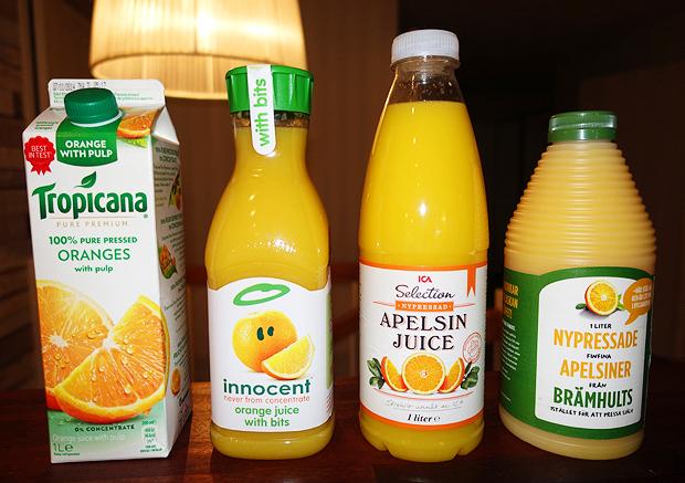 ica selection juice
