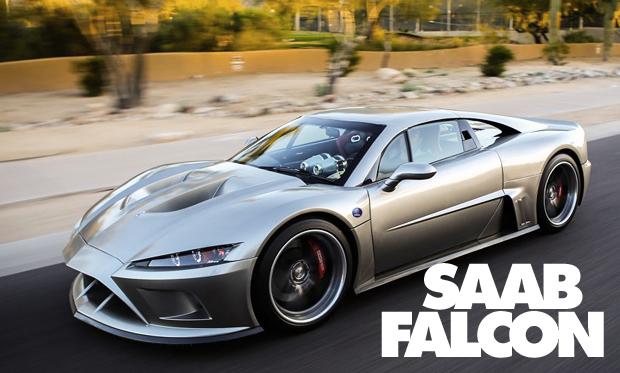 Saab vs Koenigsegg (!) - Petters blogg - Gamereactor