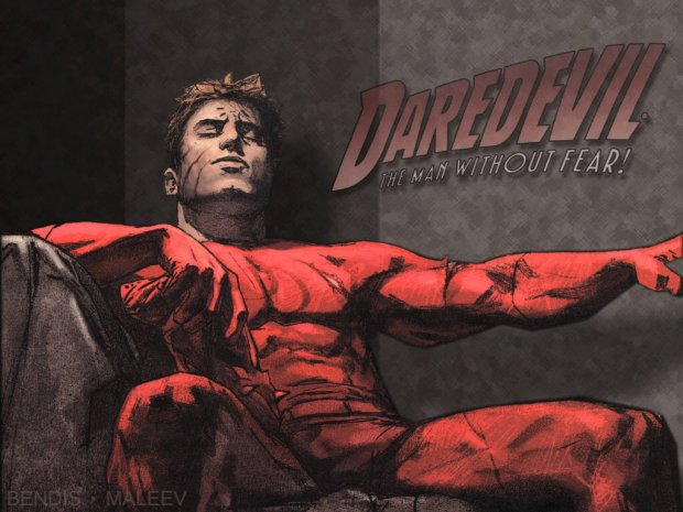 Det här är Daredevils röda dräkt! - Kenny Gustafssons blogg ... 20f2362eb1a14