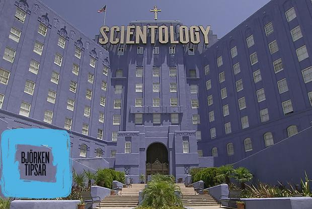 scientologi dokumentär