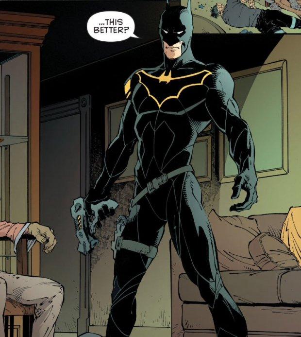 En ny Batman f03dec19a3570