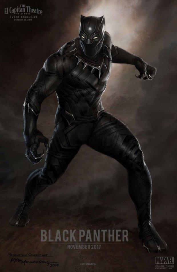 61904e4f8f89 Vem är Black Panther? - Kenny Gustafssons blogg - Gamereactor