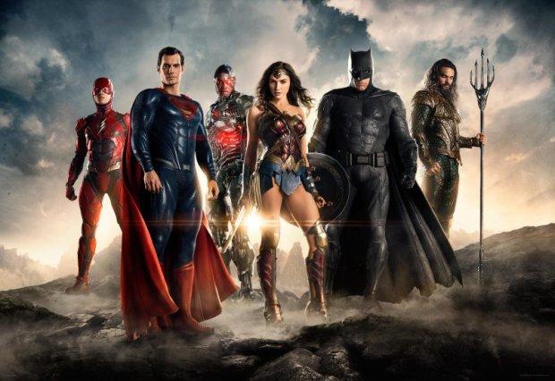 Lite besviken på Justice League-trailern - Kenny Gustafssons blogg ... 065c761236f58