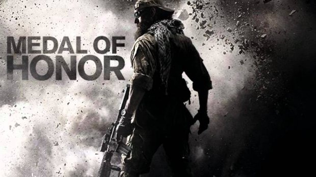 Spel #30 Medal of Honor (Xbox 360)