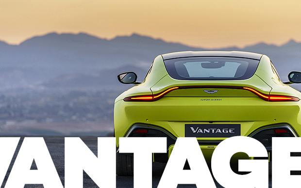 Carfection recenserar nya Vantage