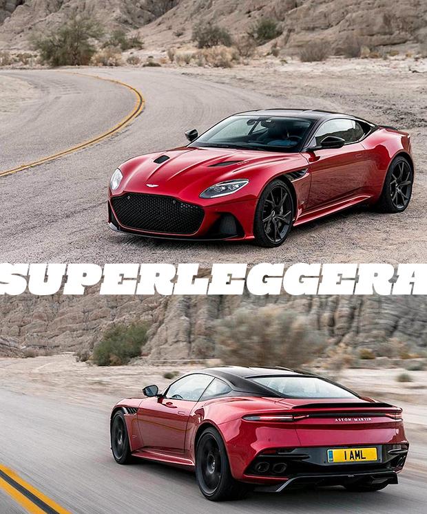 2019 Aston Martin Dbs Superleggera: Aston Martin DBS Superleggera