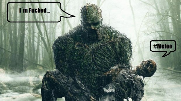Swamp Thing is dead. Long live Swamp Thing!