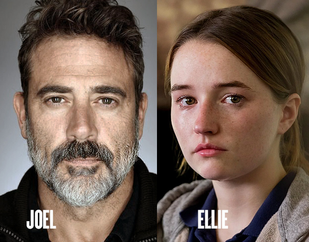 Jag agerar rollsättare för The Last of Us (HBO)