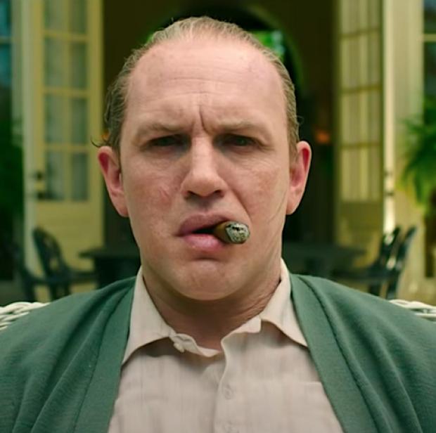 Filmen Capone ser medioker ut.