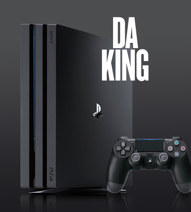 Löjligt imponerande, Sony