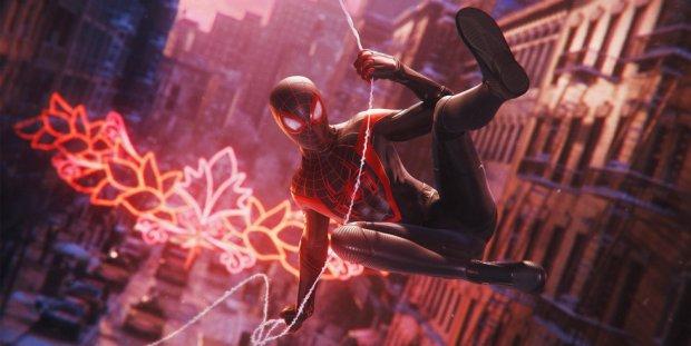 Ge mig Spider-Man: Miles Morales