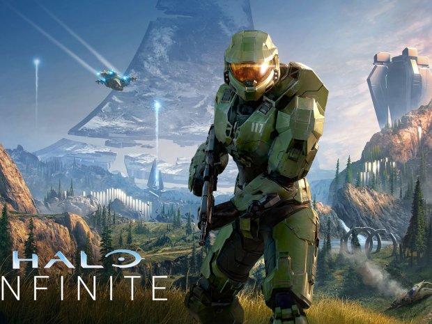 Halo Infinite levererade utan att briljera