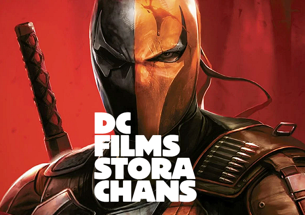 Nu har DC chans att köra om Marvel