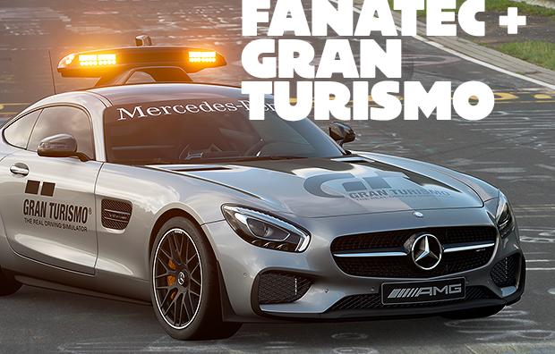 Fanatec + Gran Turismo