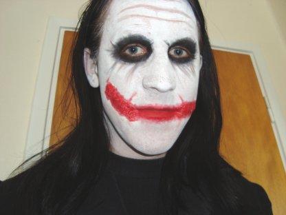 Halloween Sminkning Joker.Jag Sminkar Mig Som The Joker Igen Trogs Blogg Gamereactor