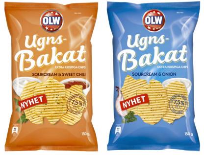 olw ugnsbakade chips