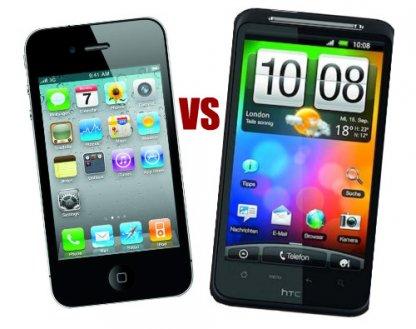 nyaste mobilerna