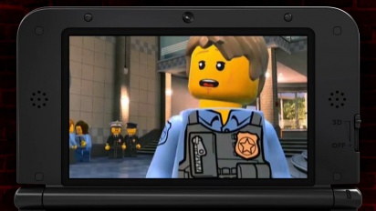 Lego City Undercover: The Chase Begins - TV Spot 1