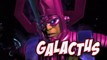 Marvel vs Capcom 3 - Galactus