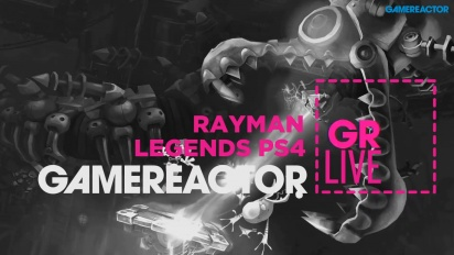 Rayman Legends på PS4 - Livestream-repris