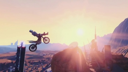 Trials Fusion - Ride On Trailer
