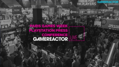 Paris Games Week Playstation Conference