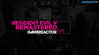 Resident Evil 5 Remastered - Livestream-repris