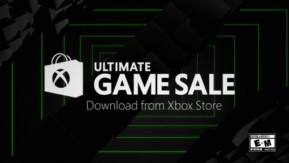 Xbox Store Ultimate Game Sale Video