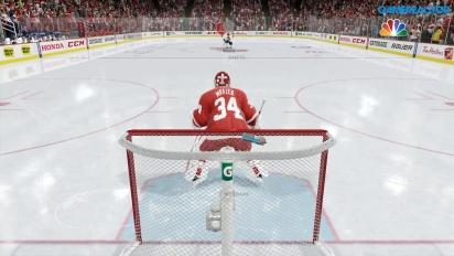 NHL 17 - Online Straffskjutning-gameplay