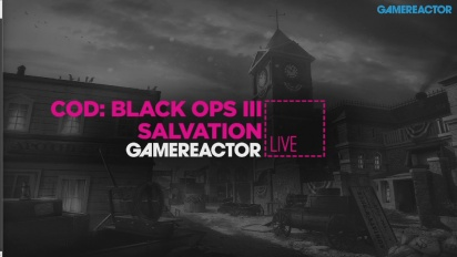 CoD Black Ops 3: Salvation DLC - Livestream-repris