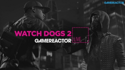 Watch Dogs 2 - Livestream-repris